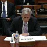 Congressman McCarthy Speaks in Favor of Commercial Space and the SOARS Act""