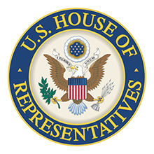 U.S. House of Represenatives seal